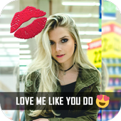 SnapPic - Free Photo Editor Add Text icon