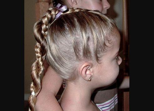 Easy Little Girl Hairstyles screenshot 3