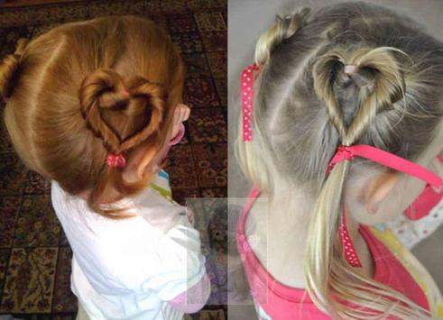 Easy Little Girl Hairstyles screenshot 2