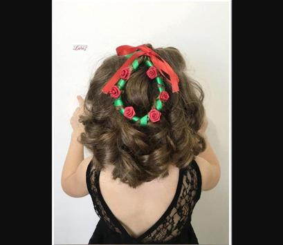 Easy Little Girl Hairstyles screenshot 4