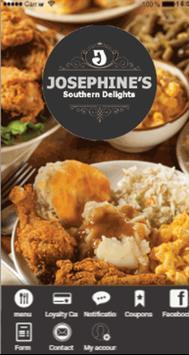 Josephines Restaurant poster