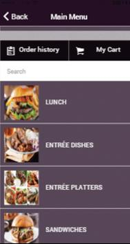 Josephines Restaurant screenshot 1