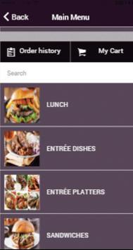 Josephines Restaurant screenshot 3