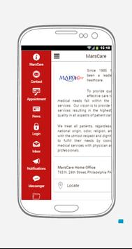 MarsCare Home Health Care screenshot 3