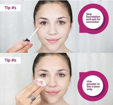 Easy Make Up Tricks To Apply apk screenshot