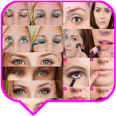 Easy Make Up Tutorial For Blondes icon