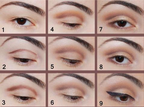Easy Makeup Tutorials screenshot 3