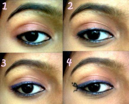 Easy Makeup Tutorials screenshot 1