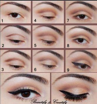 Easy Makeup Tutorials screenshot 2