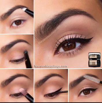 Easy Makeup Tutorials screenshot 3