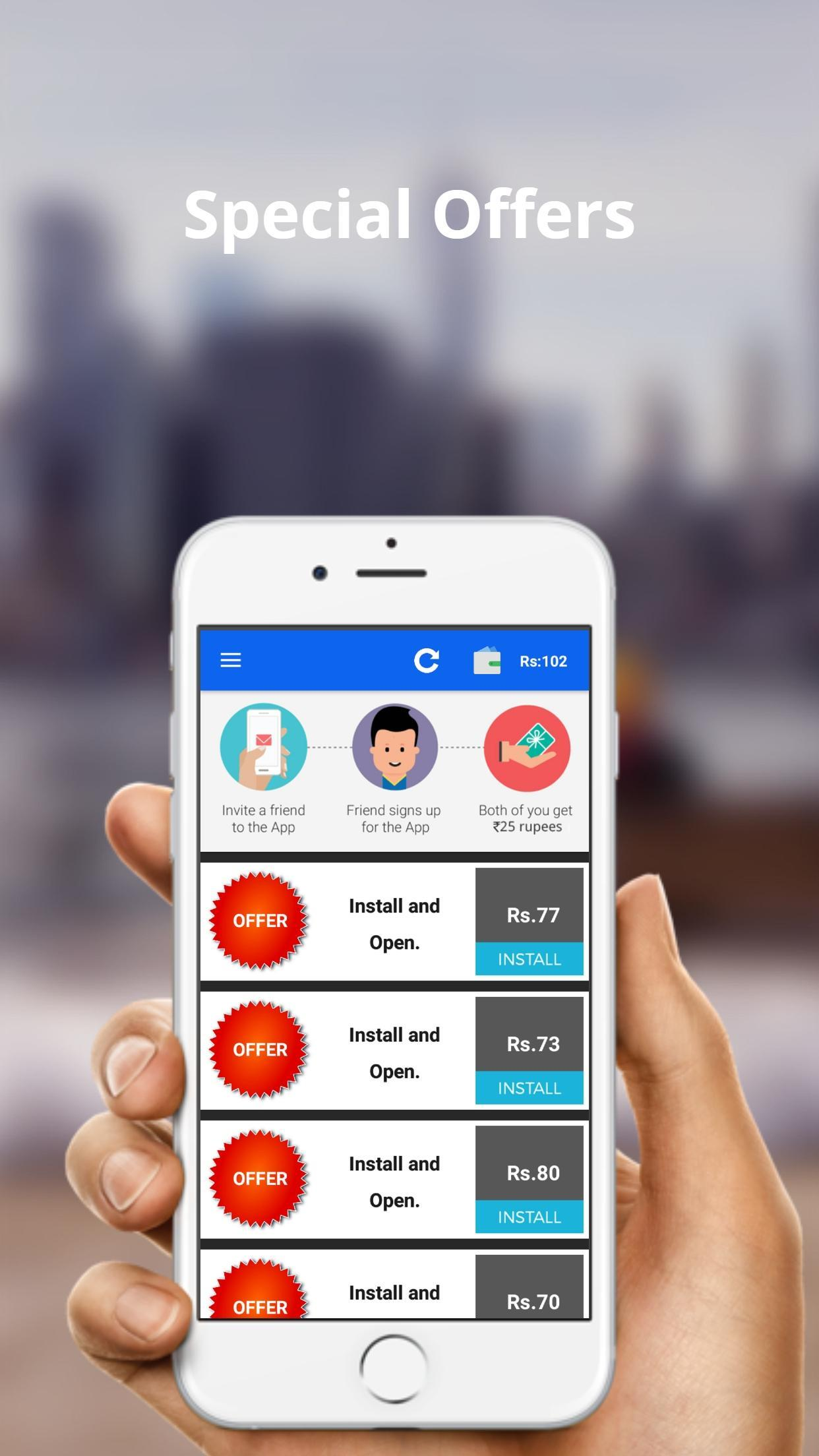 free paytm money Rs 500 for Android - APK Download