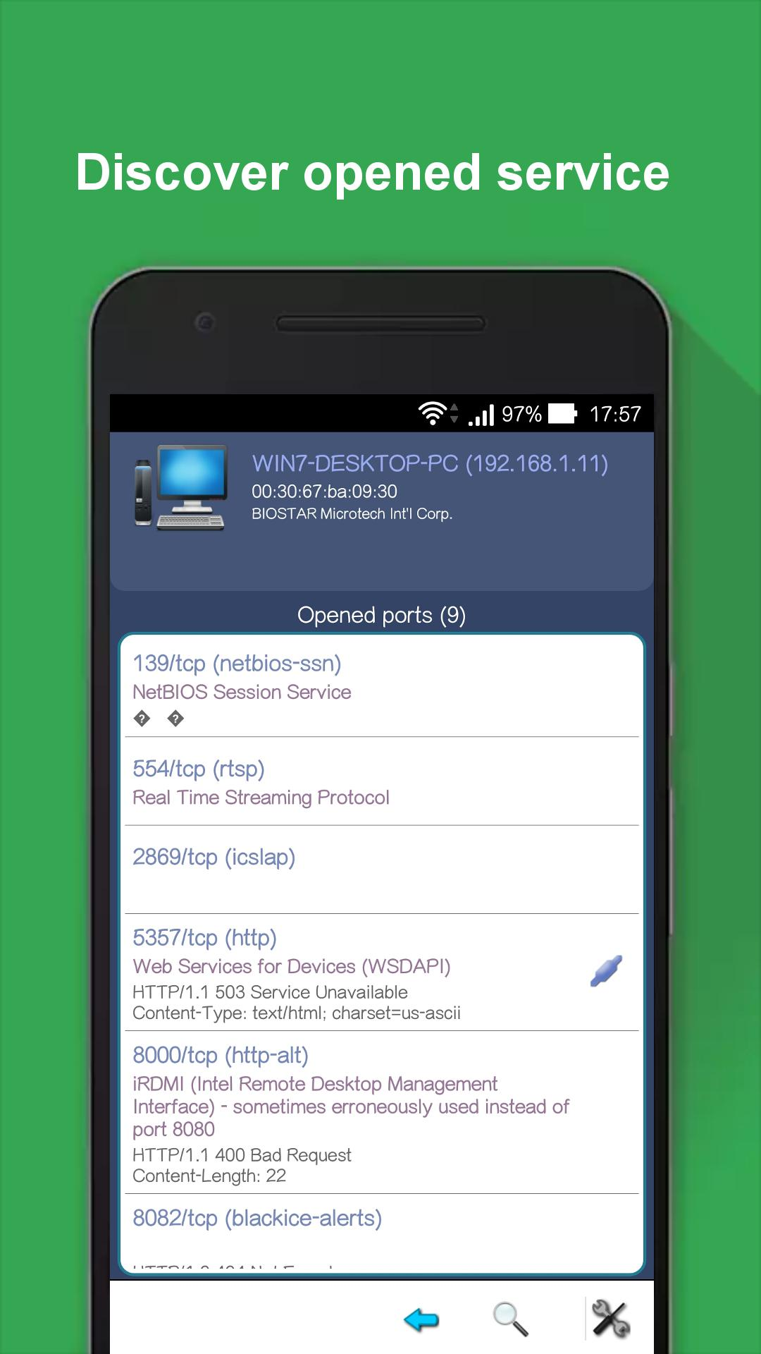 Network Scanner for Android - APK Download