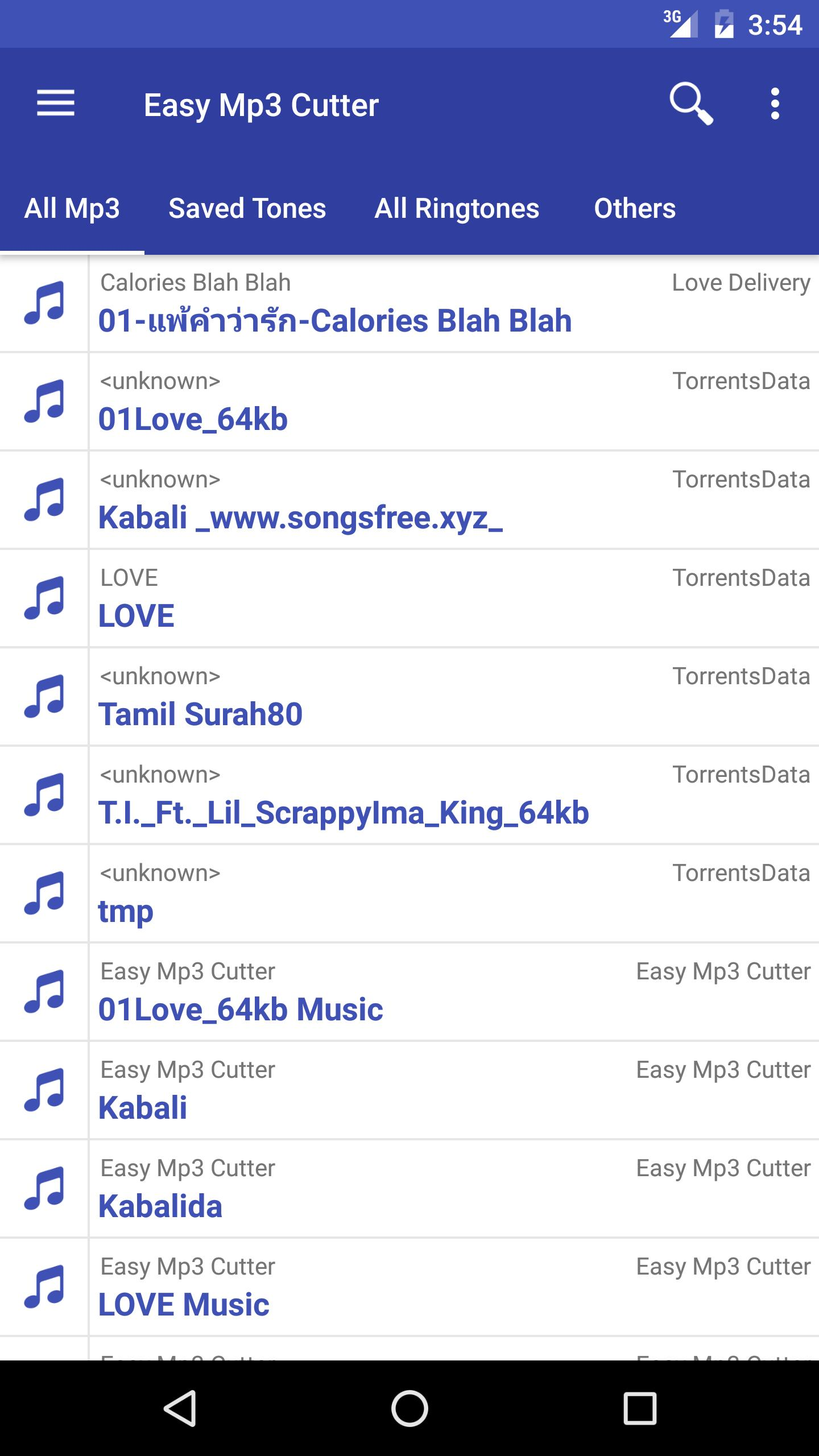 Easy Mp3 Cutter RingTone Maker for Android - APK Download