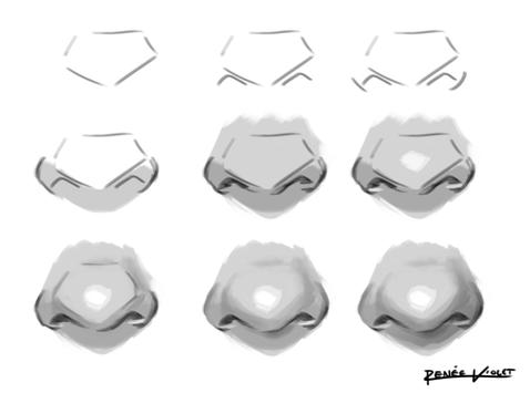Easy Nose Drawing Tutorials screenshot 1