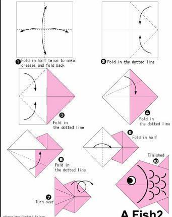 10100+ Gambar Hewan Origami Gratis Terbaik