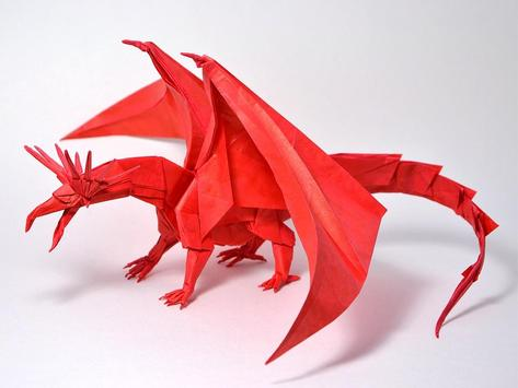 Easy Origami Dragon Tutorials For Android Apk Download