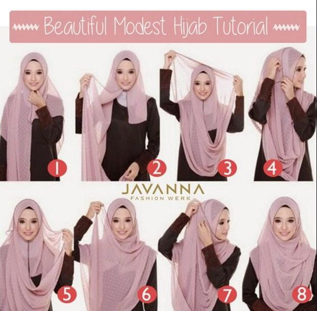 Easy Party Hijab Tutorials For Android Apk Download