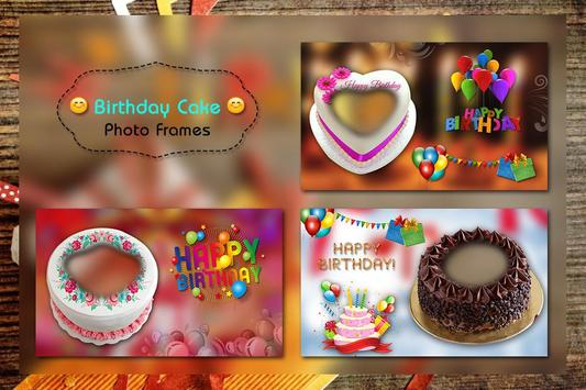 Birthday Cake Photo Frame screenshot 7