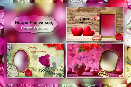 Happy anniversary photo frames for android apk download