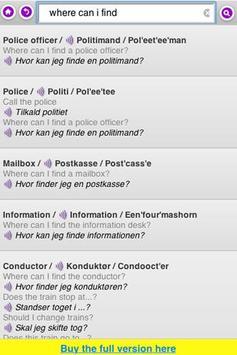 EasyPiecy Danish Free version apk screenshot
