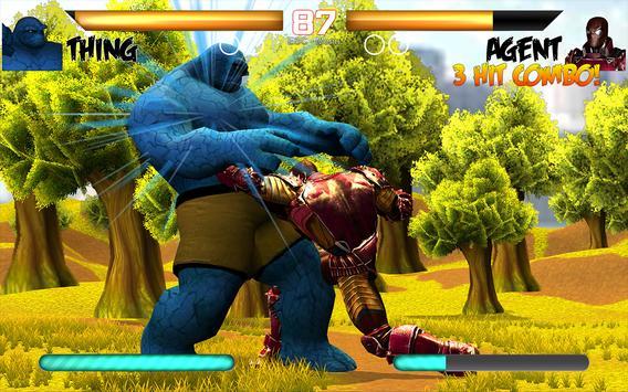 Heroes Battle poster