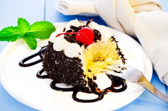 Dessert recipes - Cake Recipes & Cookie recipes poster
