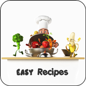Easy Recipes - Cookbook & Cooking Videos icon