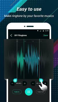 Free Ringtone Maker screenshot 1