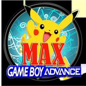 Max GBA Emulator icon