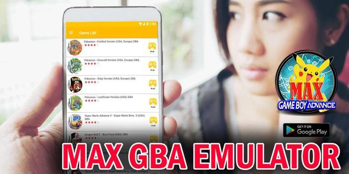 Max GBA Emulator screenshot 4