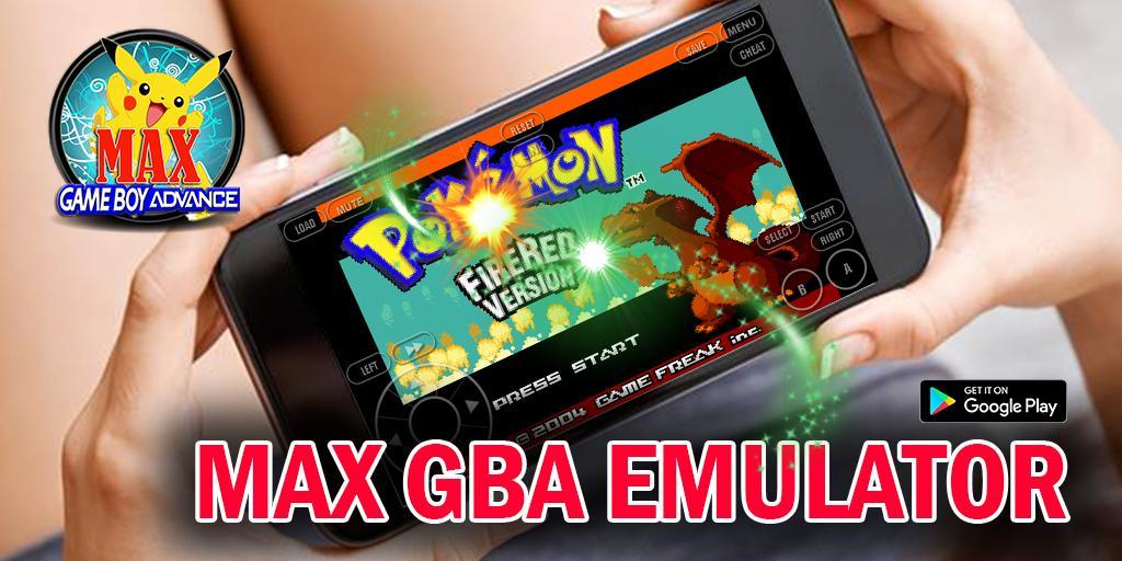 Max GBA Emulator for Android - APK Download