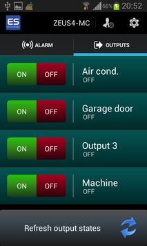 EasySet SMS apk screenshot