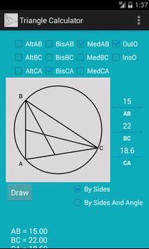 Triangle Calculator screenshot 8
