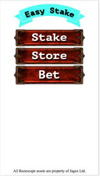 Easy Stake (Duel Arena) poster