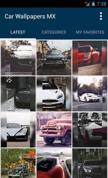 Car Wallpapers MX poster