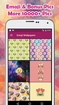 Emoji Wallpapers 😎 poster