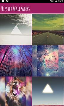 Hipster Wallpapers Free apk screenshot