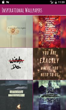 Inspirational Wallpapers Free apk screenshot