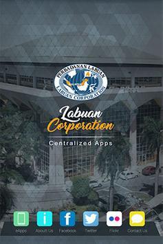 Labuan Corporation App poster