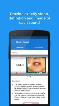 Speakit: English Pronunciation Checker apk screenshot