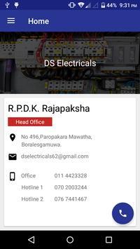 D.S Electrical screenshot 1