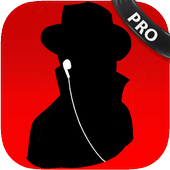 EAR Spy:Secret Voice Recorder icon