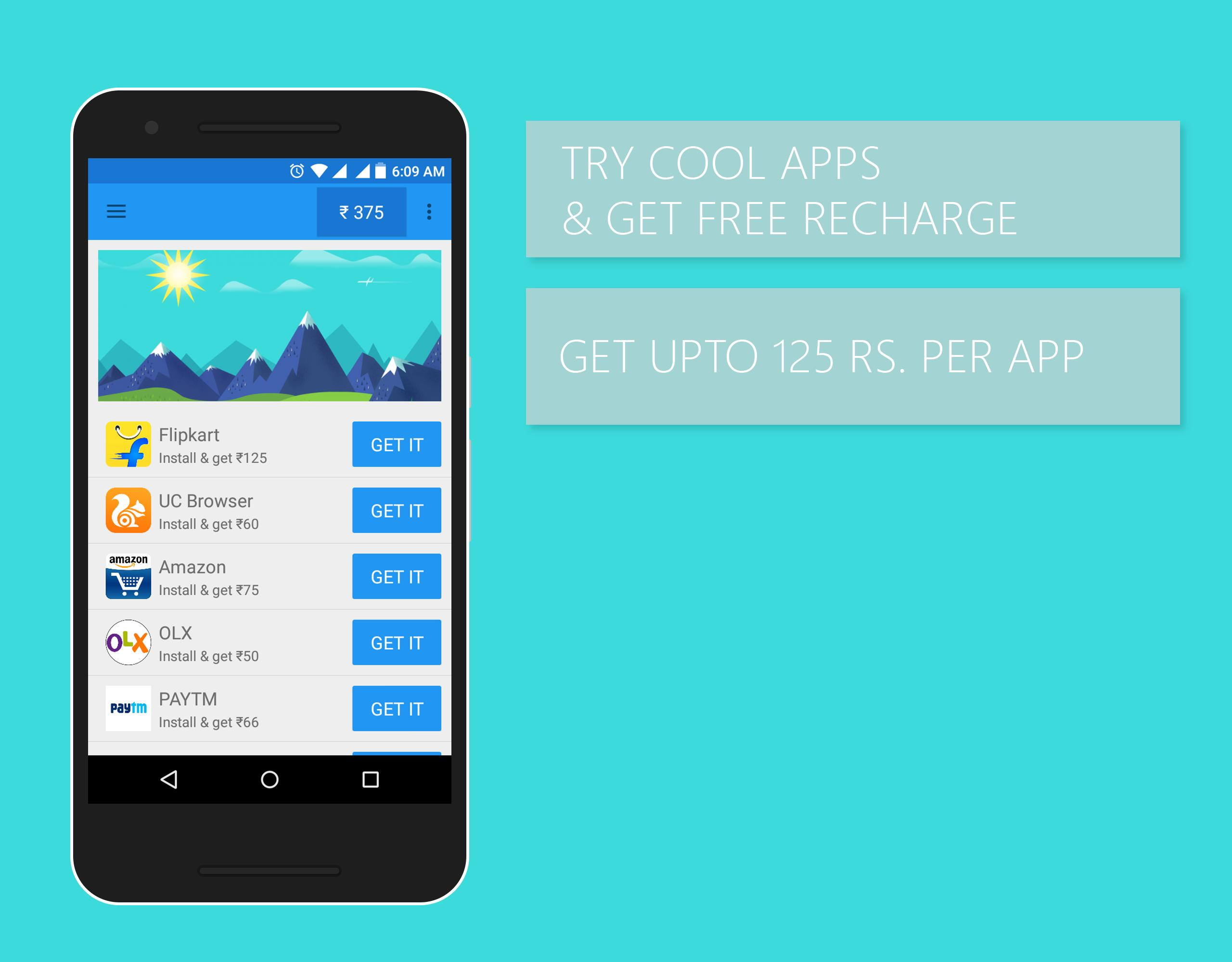 Earn Talktime Free Recharge For Android Apk Download
