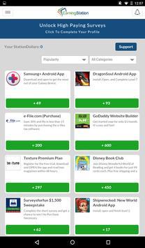 EarningStation apk screenshot