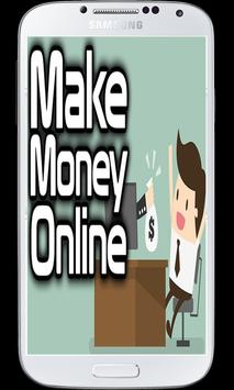 Get Real Money- Work At Home Online poster