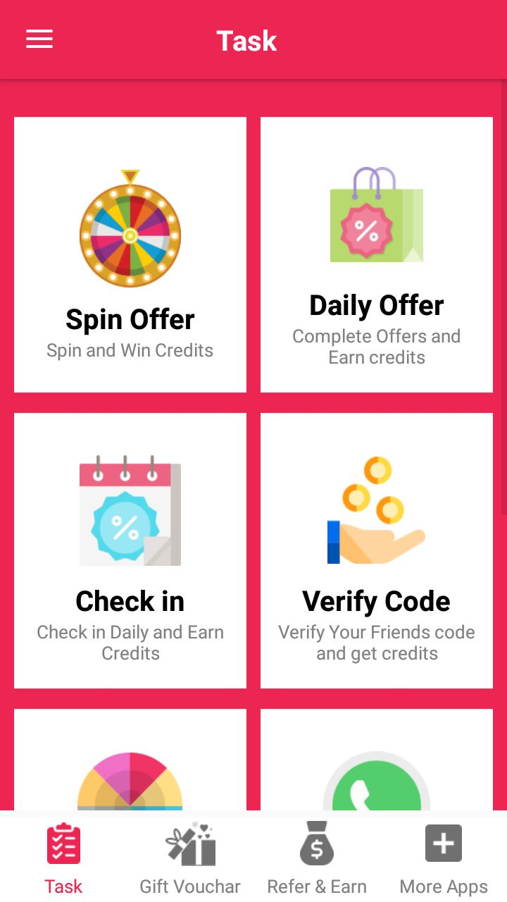 Earn Recharge - Money wallet for Android - APK Download