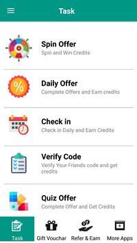 Earn Rewards - The Rewards App poster