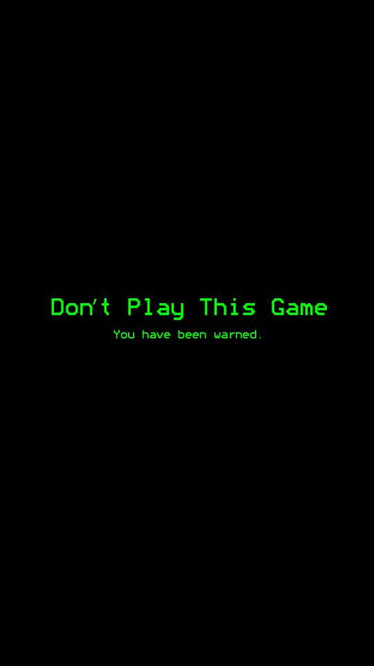 Don't Play This Game - Itch io for Android - APK Download