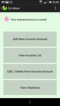 Personal Expense Tracker apk screenshot