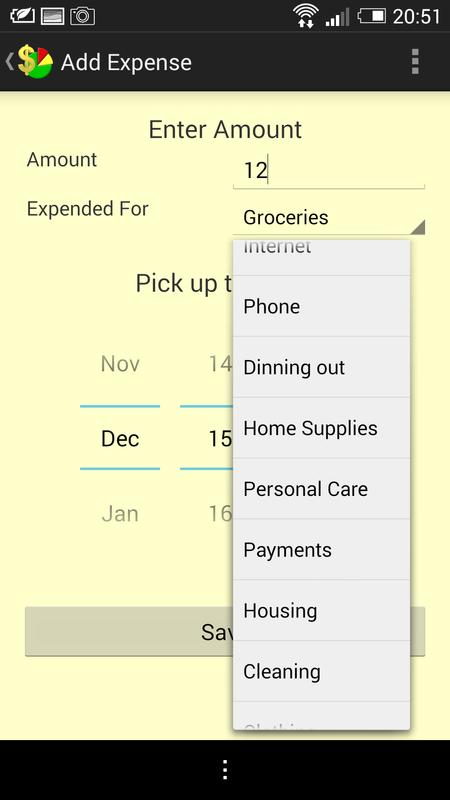 personal expense tracker apk download free business app for